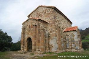 Santa Cristina de Lena,  joya prerrománica