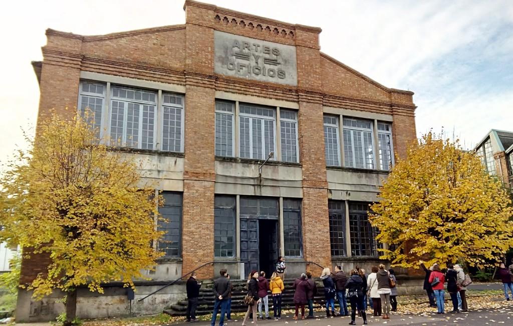 Escuela artes y oficios, fabrica de armas la vega