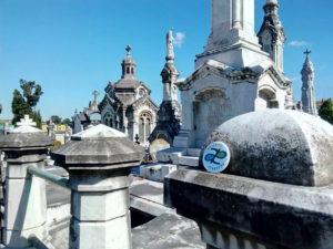 Necroturismo en el Cementerio de la Carriona